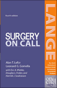 Surgery on Call, 4th ed.
