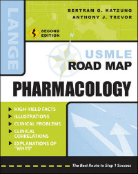 USMLE Road Map: Pharmacology, 2nd ed.