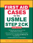 First Aid Cases of USMLE Step 2 CK, 2nd ed.