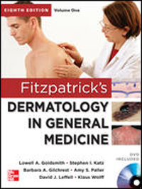 Fitzpatrick's Dermatology in General Medicine,8th ed., in 2 vols.(With DVD-ROM)