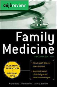 Deja Review: Family Medicine, 2nd ed.