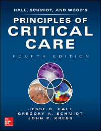 Principles of Critical Care, 4th ed.