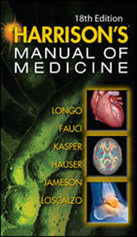 Harrison's Manual of Medicine, 18th ed.