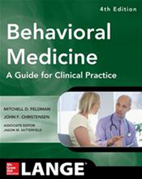 Behavioral Medicine, 4th ed.- A Guide for Clinical Practice
