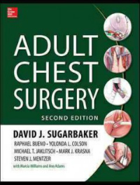Adult Chest Surgery, 2nd ed.