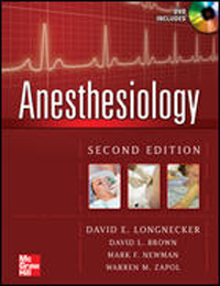 Anesthesiology, 2nd ed.(With DVD-ROM)