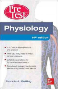 Physiology, 14th ed.- Pretest Self-Assessment & Review