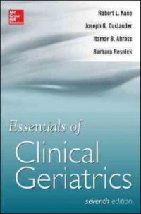 Essentials of Clinical Geriatrics, 7th ed.