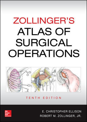 Zollinger's Atlas of Surgical Operations, 10th ed.
