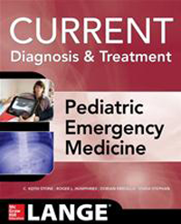 Current Diagnosis & Treatment in Pediatric EmergencyMedicine
