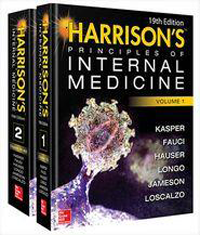 Harrison's Principles of Internal Medicine,19th ed., in 2 vols.