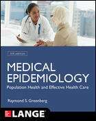 Medical Epidemiology, 5th ed.- Population Health & Effective Health Care