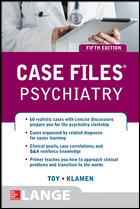 Case Files: Psychiatry, 4th ed.