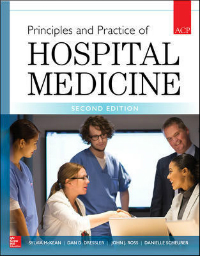 Principles & Practice of Hospital Medicine, 2nd ed.
