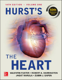 Hurst's the Heart, 14th ed., in 2 vols.