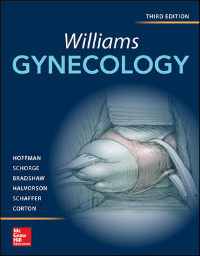 Williams Gynecology, 3rd ed.