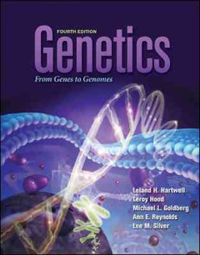 Study Guide/Solution Manual Genetics, 4th ed.- From Genes to Genomes