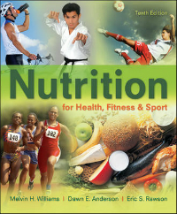 Nutrition for Health, Fitness & Sport, 10th ed.