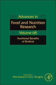 Advances in Food & Nutrition Research, Vol.68- Nutrition Benefits of Kiwifruit