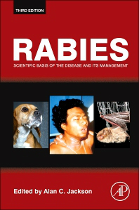 Rabies, 3rd ed.- Scientific Basis of Disease & Its Management