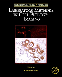 Methods in Cell Biology, Vol.113- Laboratory Methods in Cell Biology : Imaging
