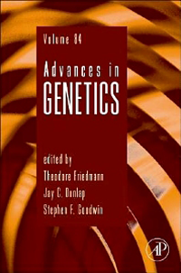 Advances in Genetics, Vol.84