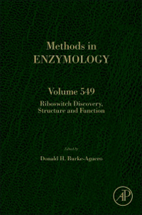 Methods in Enzymology, Vol.549- Riboswitch Discovery, Structure & Function