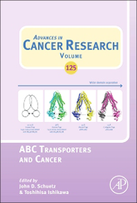 Advances in Cancer Research, Vol.125- ABC Transporters & Cancer