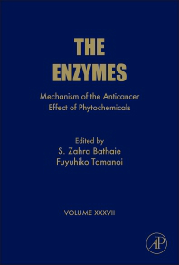 Enzymes, Vol.36- Natural Products & Cancer Signaling: Isoprenoids,Polyphenols & Flavonoids