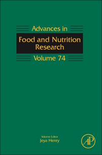 Advances in Food & Nutrition Research, Vol.74