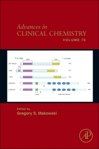 Advances in Clinical Chemistry, Vol.70