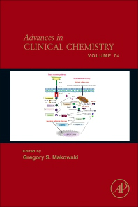 Advances in Clinical Chemistry, Vol.74