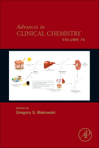 Advances in Clinical Chemistry, Vol.78
