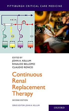 Continuous Renal Replacement Therapy, 2nd ed.