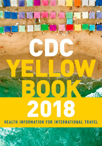 CDC Health Information for International Travel 2018(The Yellow Book)