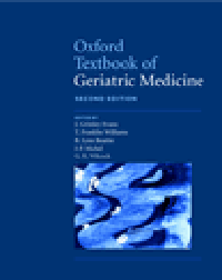 Oxford Textbook of Geriatric Medicine, 2nd ed.,Paper Edition