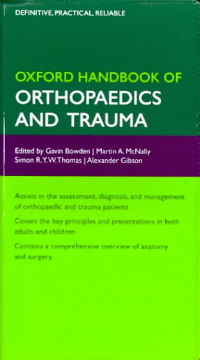 Oxford Handbook of Orthopaedics & Trauma