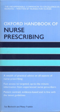 Oxford Handbook of Nurse Prescribing
