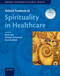 Oxford Textbook of Spirituality in Healthcare,Paper Back