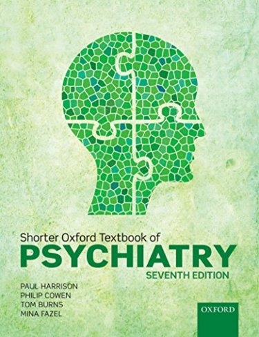 Shorter Oxford Textbook of Psychiatry, 7th ed.(Paperback)
