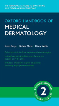 Oxford Handbook of Medical Dermatology, 2nd ed.