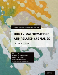 Human Malformations & Related Anomalies, 3rd ed.