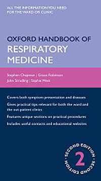 Oxford Handbook of Respiratory Medicine, 2nd ed.