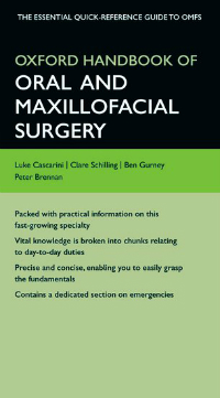 Oxford Handbook of Oral & Maxillofacial Surgery