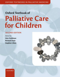 Oxford Textbook of Palliative Care for Children, 2ndEd.