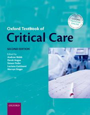 Oxford Textbook of Critical Care, 2nd ed.