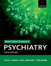 Shorter Oxford Textbook of Psychiatry, 6th ed.(Paperback)