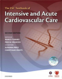 ESC Textbook of Intensive & Acute Cardiovascular Care,2nd ed.