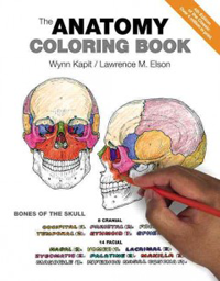 Anatomy Coloring Book, 4th ed.
