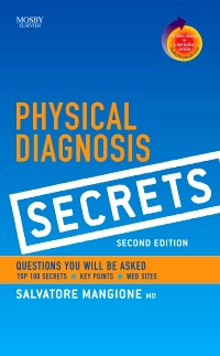 Physical Diagnosis Secrets, 2nd ed.,with StudentConsult Online Access